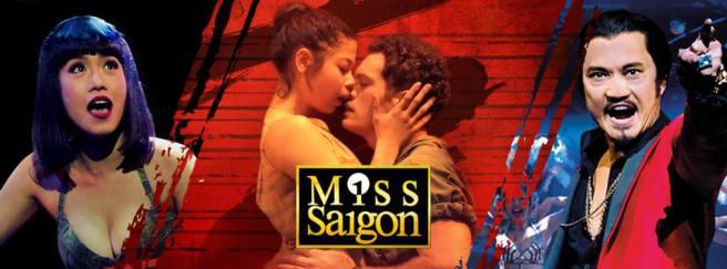 Broadway Revival of MISS SAIGON Starring Jon Jon Briones, Eva Noblezada, Alistair Brammer, Rachelle Ann Go, Devin Ilaw and More, Opens Tonight