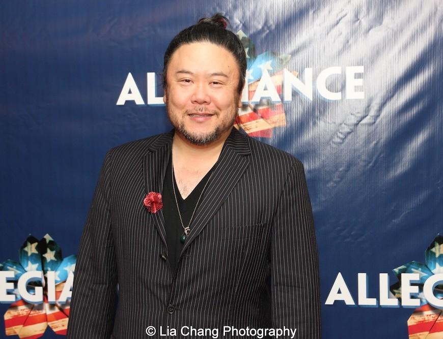 Stafford Arima. Photo by Lia Chang