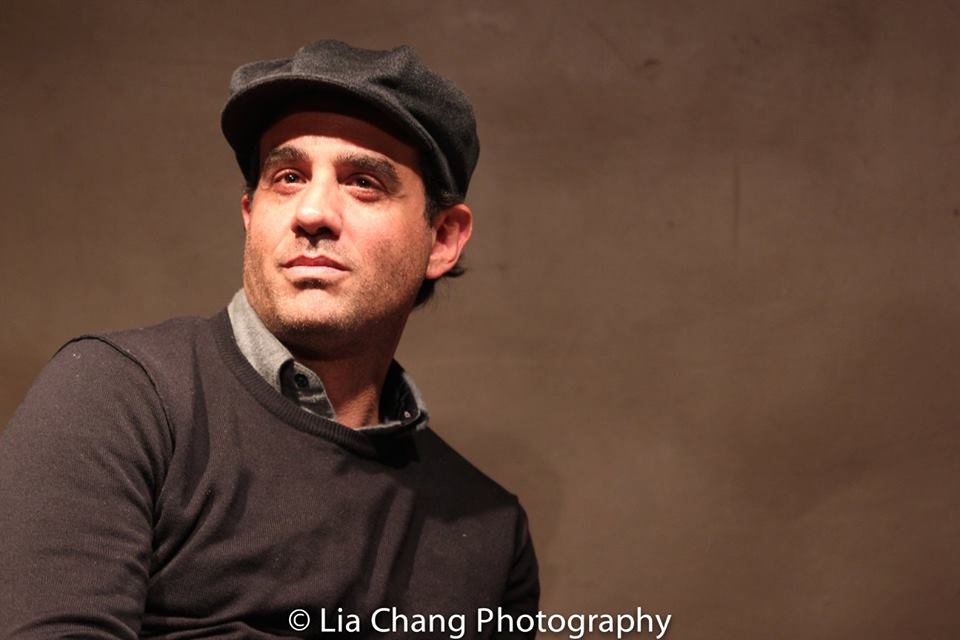 Bobby Cannavale. Photo by Lia Chang