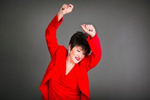 Chita Rivera. Photo by Laura Marie Duncan