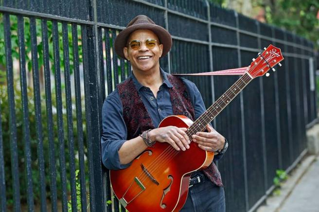 Guy Davis. Photo credit: Joseph A. Rosen Photography