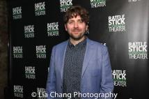 Playwright Martin Zimmerman. Photo by Lia Chang