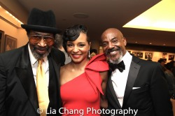 Anthony Chisholm, Carra Patterson and John Earl Jelks. Photo by Lia Chang