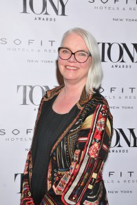 HilfertySusan Hilferty attends the Tony Honors Cocktail Party Presenting The 2017 Tony Honors For Excellence In The Theatre And Honoring The 2017 Special Award Recipients - at Sofitel Hotel on June 5, 2017 in New York City. Credit: Shevett Studios