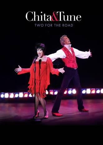 Chita Rivera and Tommy Tune. Photos by Joseph Sinnott/THIRTEEN Productions LLC,Peter Glebo