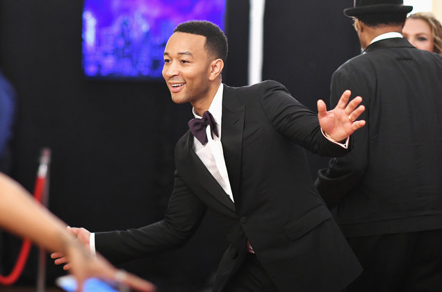 John Legend attends the 2017 Tony Awards at Radio City Music Hall on June 11, 2017 in New York City. Photo: Mike Coppola/Getty Images for Tony Awards Productions