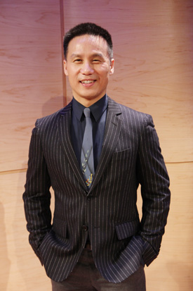 BD Wong Photo: Lia Chang