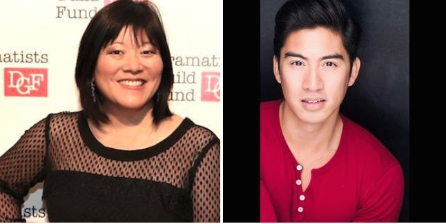 Ann Harada and Devin Ilaw.