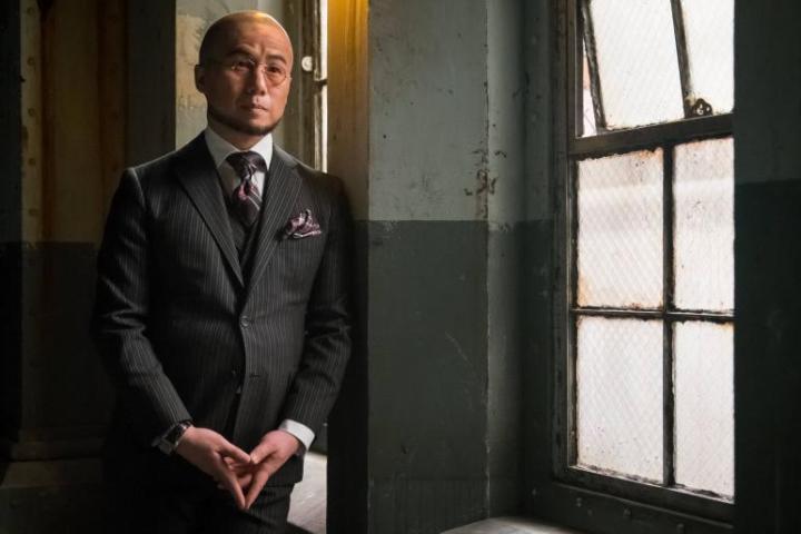 "BD Wong as Hugo Strange in ""Gotham"". Photo: Fox"
