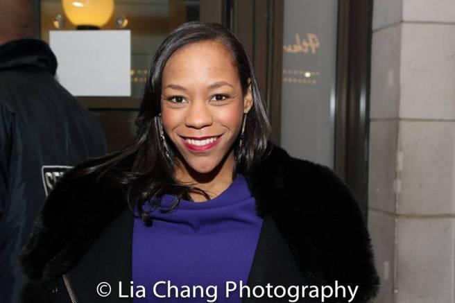 Nikki M. James. Photo by Lia Chang