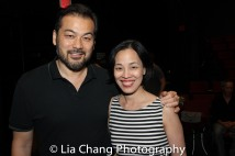 David Shih and Lia Chang Photo by Garth Kravits