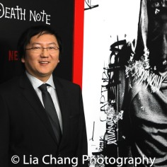 Producer and actor Masi Oka attend the 'Death Note' New York premiere at AMC Loews Lincoln Square 13 theater on August 17, 2017 in New York City. Photo by Lia Chang