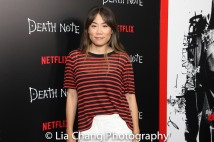 Producer Miri Yoon attends the 'Death Note' New York premiere at AMC Loews Lincoln Square 13 theater on August 17, 2017 in New York City. Photo by Lia Chang