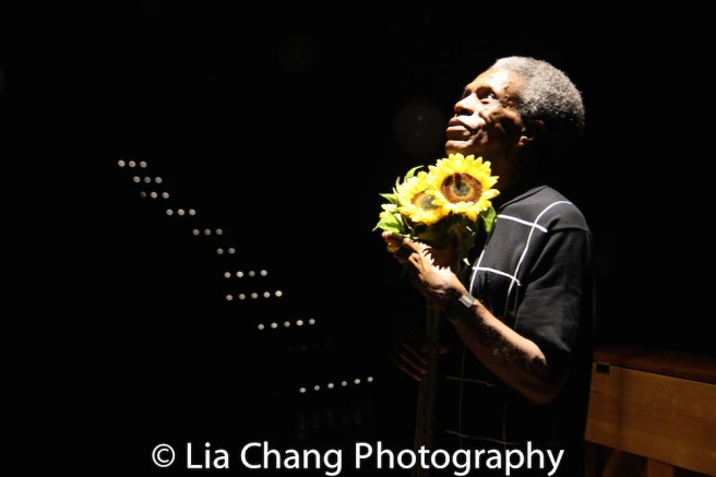 André De Shields Photo by Lia Chang