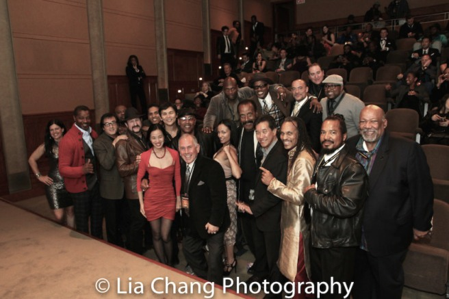 Urban Action Showcase IAFF Awards at HBO in New York on November 11, 2016.