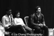 York Walker, Owen Tabaka and David Joel Rivera Photo by Lia Chang