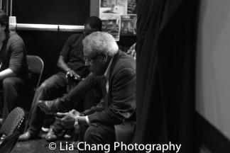 Willie Dirden Photo by Lia Chang