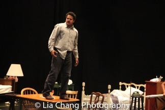 Brandon J. Dirden Photo by Lia Chang