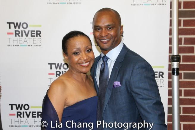 Brenda Pressley and Carl Cofield. Photo by Lia Chang