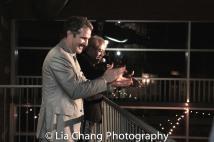 John Dias and Willie Dirden raisin Photo by Lia Chang-165