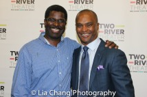 Marshall Jones III and Carl Cofield. Photo by Lia Chang