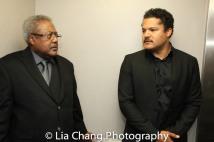 Willie Dirden and Jason Dirden. Photo by Lia Chang