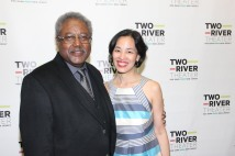 Willie Dirden and Lia Chang. Photo by Garth Kravits