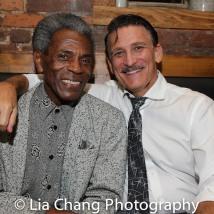 André De Shields and Bob Stillman Photo by Lia Chang
