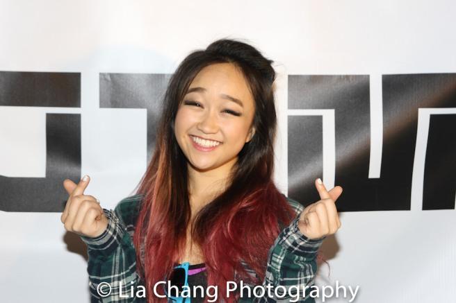 Cathy Ang. Photo by Lia Chang