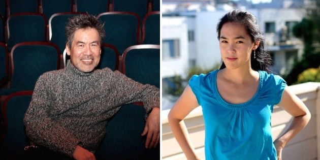 David Henry Hwang - Photo by Lia Chang, and Lauren Yee