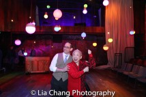 Garth Kravits and Lori Tan Chinn. Photo by Lia Chang