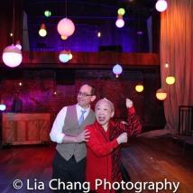 Garth Kravits and Lori Tan Chinn. Photo by Lia Chang