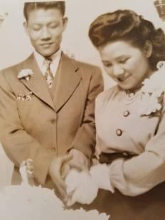 Harry Kai Chong Chang and his wife Nancy Lee Chang