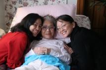 2008- Lia Chang, Nancy Lee Chang and Tami Chang.