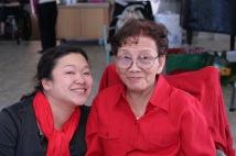 Marissa Chang-Flores and Nancy Lee Chang
