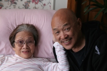 2008 - Nancy Lee Chang with son-in-law Russell Chang