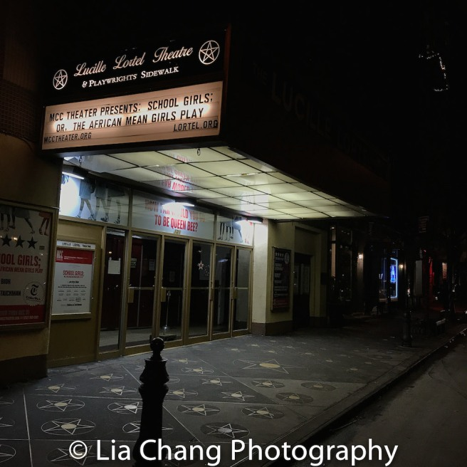 The Lucille Lortel Theatre. Photo by Lia Chang