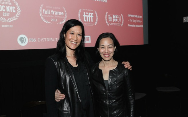 Vera Sung and Lia Chang. Photo by Garth Kravits
