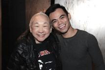 Lori Tan Chinn and Jason Garcia Ignacio. Photo by Lia Chang