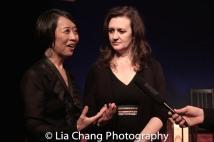 Jeanne Sakata and Lisa Rothe. Photo by Lia Chang