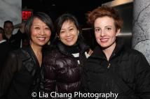 Jeanne Sakata, Mikiko Suzuki MacAdams and Cat Tate Starmer. Photo by Lia Chang