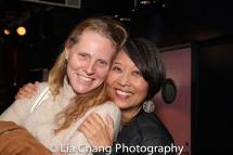 Mary K. Botosan and Jeanne Sakata. Photo by Lia Chang