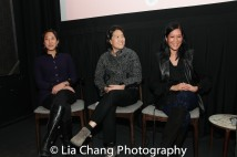 Chanterelle Sung, Jill Sung and Vera Sung. Photo by Lia Chang