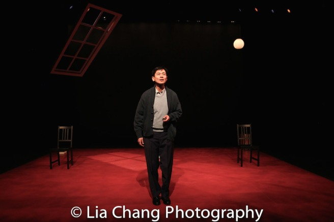 Joel de la Fuente as Gordon Hirabayashi. Photo by Lia Chang