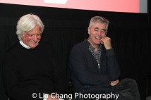 Mark Mitten and Steve James. Photo by Lia Chang