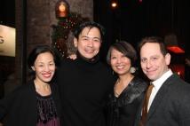 Lia Chang, Joel de la Fuente, Jeanne Sakata, Garth Kravits.