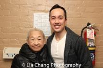 Lori Tan Chinn and Scott Weber. Photo by Lia Chang