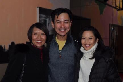Jeanne Sakata, Joel de la Fuente, Tamlyn Tomita. Photo by Lia Chang