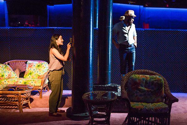 Jennifer Ikeda and Ugo Chukwu Photo by Jeremy Daniel Photography