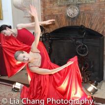 Human Kinetics Movement Arts. Photo by Lia Chang